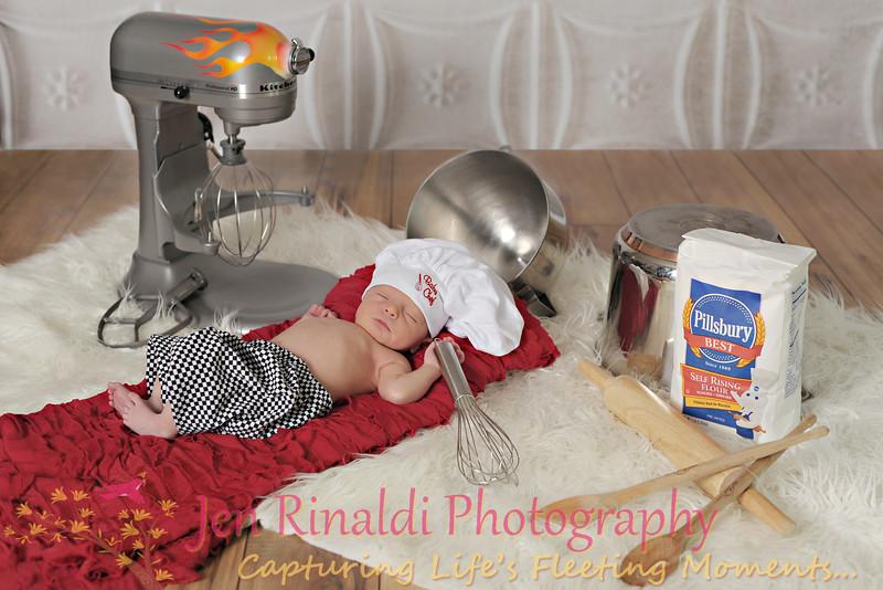 Harper {5 Days Newborn} 10/17/12