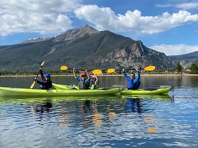 8/12 Kayak Tours
