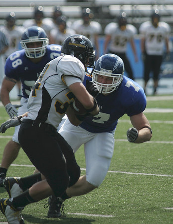 2009 - Charger Football vs Michigan Tech