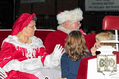 Christmas Parade Ybor City 2012