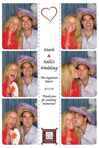 Kelli & Mark
