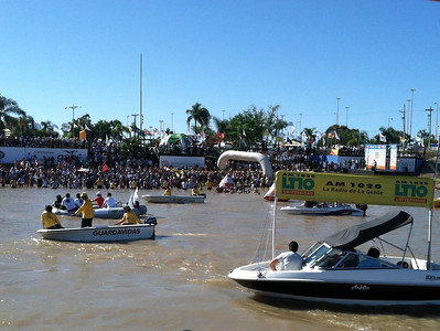 Rio Coronda Swim Pre-Race