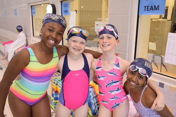 Grade 3 Swim Meet 2019