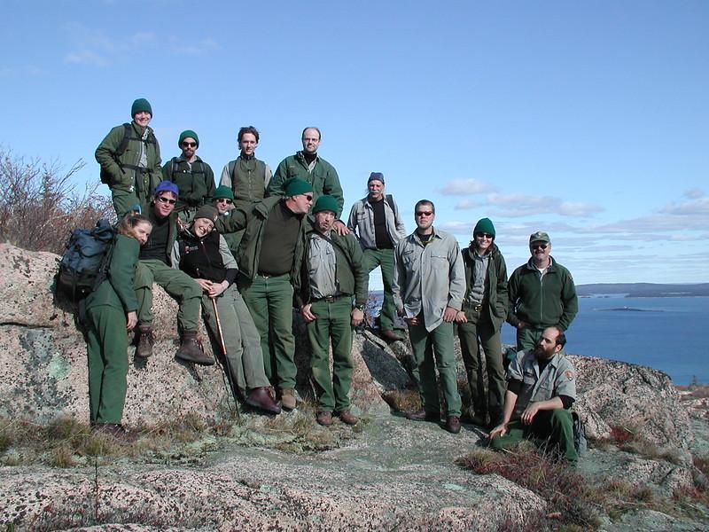 2006 - Acadia Trail Crew