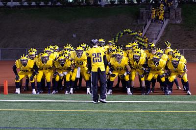 Oct 19 2012: Bellevue 49 Liberty 11
