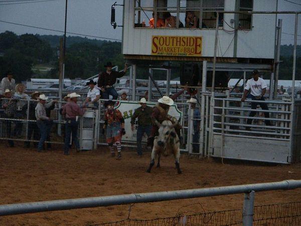 Elgin Rodeo June 2005