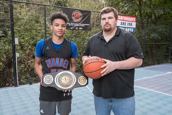 2019 Backyard Basketball - 3 Point Winner and Dunk Contest