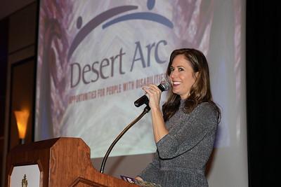 Desert Arc Champions for Change 2/12/20 by Lani