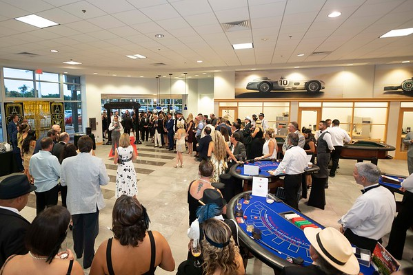 Palm Beach County Justice Association 2019 Casino Night at North Palm Beach Mercedes