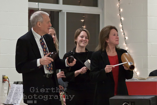 Georgie Wonders Orchestra at Averil Park High School 1-21-12