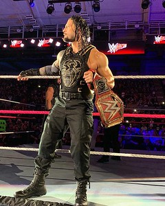 Roman Reigns - WWE Live Syracuse
