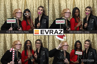 EVRAZ Holiday Party