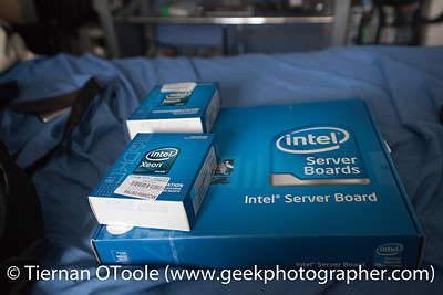 New Workstation Motherboard and Chips