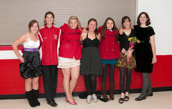 2011 Senior Night - Oct 28