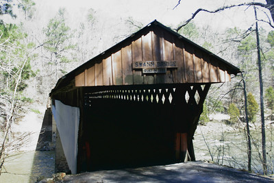 Covered Bridges in Alabama