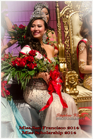 2014 Miss Asian Global / Miss Asian America
