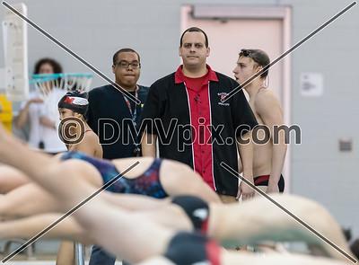 Madison @ Yorktown Boys Swim (08 Jan 2016)