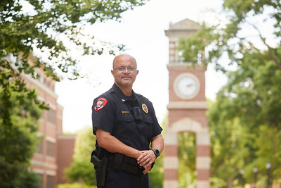 2021 UWL Chief Allen Hill University Police Department