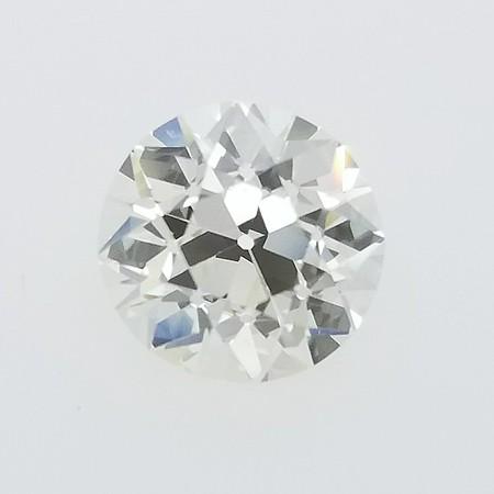 1.70ct Old European Cut Diamond - GIA M, VVS2