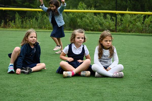Eight Grade Kindergarten Buddies