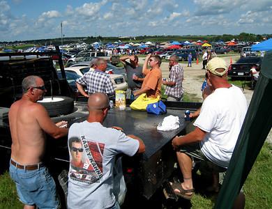 Nationwide Race at Iowa Speedway  07-31-10
