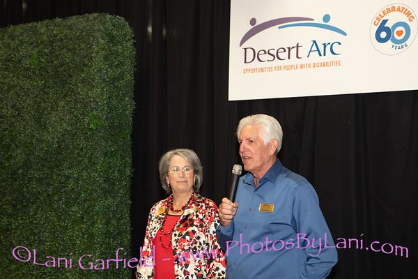 Desert Arc Open House 11/14/18  by Lani