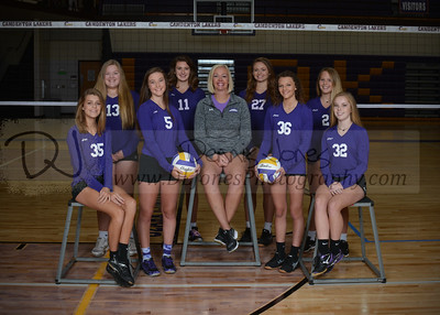 Laker Volleyball 2017-2018 Team and Individual