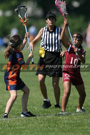 6/17/2007 - 4th Grade GIRLS - Manhasset Blue vs. Garden City White