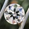 3.01ct Old European Cut Diamond GIA G SI1 2