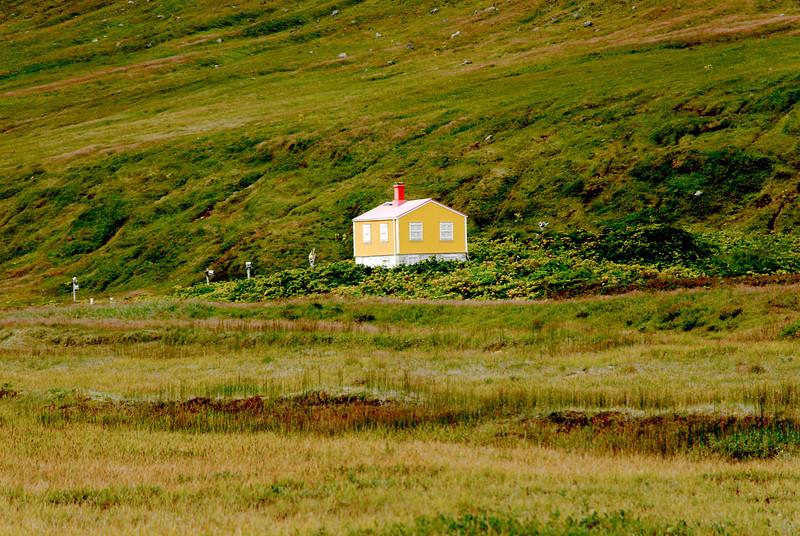 Hornvík - Höfn. 2012.