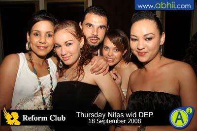 Reform - 18th September 2008