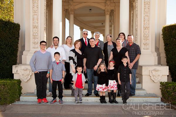 Amis-Hendrick Family