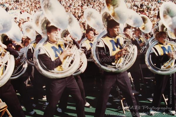 M @ Michigan State - 10/14/1989