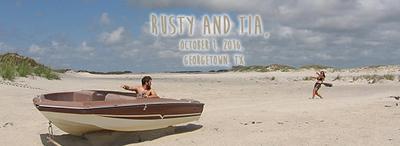 Tia and Rusty's Wedding