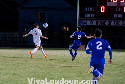 Soccer Park View vs. Broad Run Boys 4.1.2014 (By Jeff Scudder)