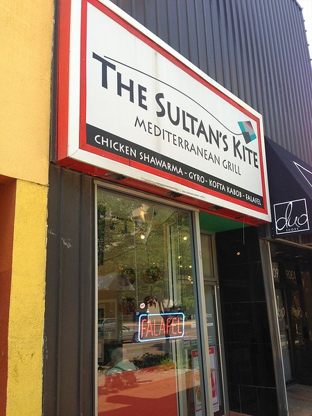 If you're in downtown Lincoln and like Indian food I recommend this place.