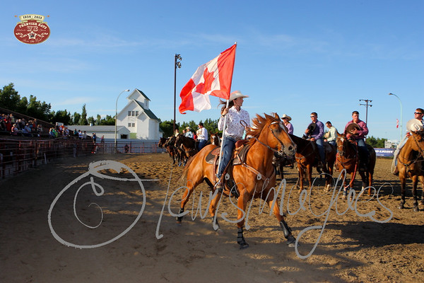 Swift Current Frontier Days Rodeo 2013 - Friday
