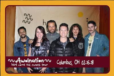 2/16 - Columbus, OH