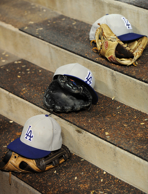 . Los Angeles Dodgers vs. Los Angeles Angels during a spring baseball game on Thursday, March 28, 2012 in Anaheim, Calif.   (Keith Birmingham/Pasadena Star-News)