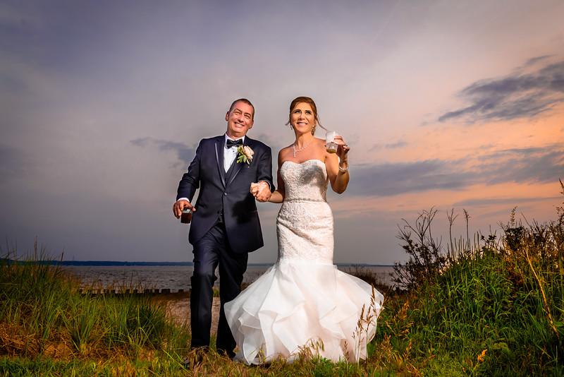 Jamie & Bob's Wedding in Sandy Hook, NJ