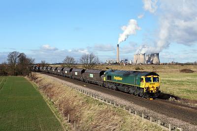Class 66/5 & Class 66/6 (Freightliner)
