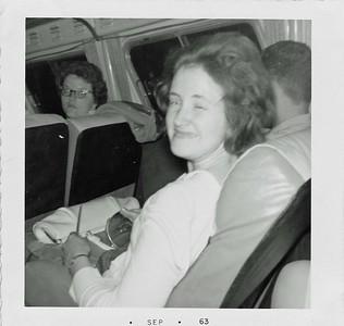 1963 Senior Trip