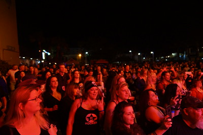80s in the Park 2018 Crowd shots