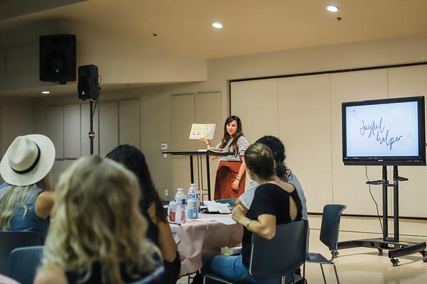 Women's Workshop: Joyful Helper