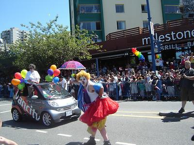 Pride parade 2010 & 2011