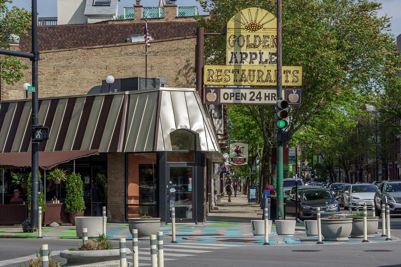 Golden Apple Restaurants