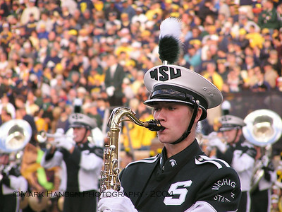 Spartan Marching Band 2004