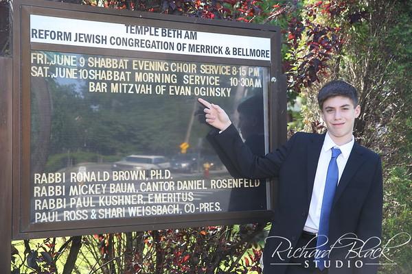 Evan's Bar Mitzvah June 10, 2017