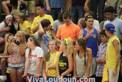 Volleyball: Loudoun Valley at Loudoun County - 8.30.11 - by Dan Sousa
