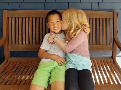 Bennett & Mila